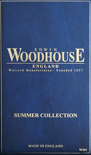EDWIN WOODHOUSE